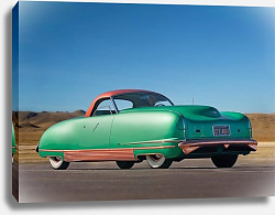 Постер Chrysler Thunderbolt Concept Car '1940