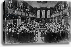 Постер Хейтер Джордж The House of Commons, 1833