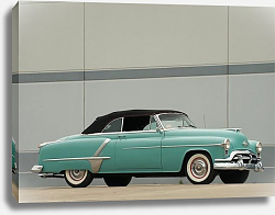 Постер Oldsmobile Super 88 Convertible '1952
