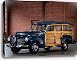 Постер Mercury Station Wagon '1941