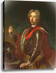 Постер Школа: Австрийская 18в. Prince Eugene of Savoy at the Siege of Belgrade, 16th August 1717