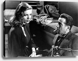 Постер Bacall, Lauren (Big Sleep, The)