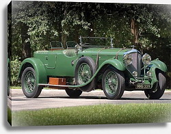 Постер Bentley 8 Litre Tourer '1931