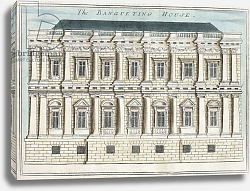 Постер Модерн Робер (грав) Banqueting House, Whitehall, c.1700