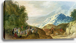 Постер Момпье Жос The Sermon on the Mount 1