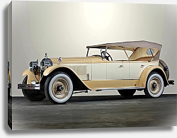 Постер Packard Single Eight Touring (136) '1924