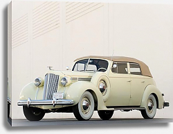 Постер Packard Eight Convertible Sedan '1938