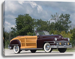 Постер Chrysler Town&Country Convertible '1948