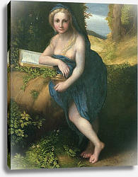 Постер Корреджо (Correggio) The Magdalene, c.1518-19