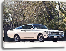Постер Mercury Cyclone CJ428 '1969