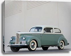 Постер Packard 110 2-door Touring Sedan '1941