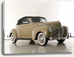 Постер Dodge D-14 Convertible Coupe '1940