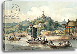 Постер Александер Уильям Emperor of China's Gardens, Imperial Palace, Peking, 1793