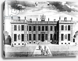 Постер Саттон Николс View of Marlborough House in Pall Mall, Westminster, 1741