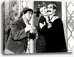 Постер Marx Brothers (A Night In Casablanca)