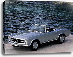 Постер Mercedes-Benz 280SL (W113) '1968–71
