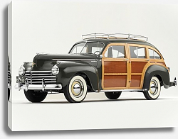 Постер Chrysler Town&Country Estate Wagon '1941