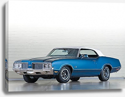 Постер Oldsmobile 442 Convertible '1970