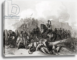 Постер Каттермол Джордж (грав) The Storming of Bristol, 26th July 1643, engraved by J.C. Varrall