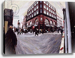 Постер Голла Элен (совр) Turn Left for Neal Street, 1998