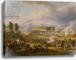 Постер Лейюн Луис The Battle of Marengo, 14th June 1800, 1801