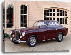 Постер Arnolt-MG Bertone Coupe '1955 дизайн Bertone