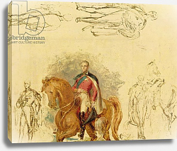 Постер Хейтер Джордж Studies for the Duke of Wellington
