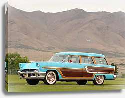 Постер Mercury Monterey Station Wagon '1955