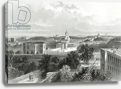 Постер Рамэйдж Дж. Lucknow, engraved by E.P Brandard, c.1860