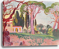 Постер Денис Морис Saint-Cassien Chapel, Cannes, 1922