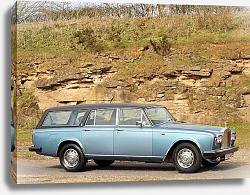 Постер Rolls-Royce Silver Shadow Estate (II) '1978