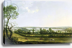 Постер Робертс Томас Lough Erne from Knock Ninney, with Bellisle in the Distance, County Fermanagh, Ireland, 1771