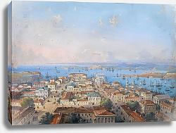 Постер Боссоли Карло View of Sevastopol