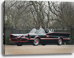Постер Lincoln Futura Batmobile by Barris Kustom '1966