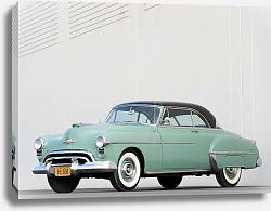 Постер Oldsmobile 88 Deluxe Holiday Coupe '1950
