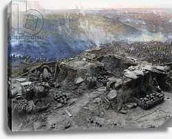 Постер Роубаннд Франц The Siege of Sevastopol Panorama 5