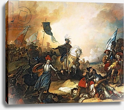 Постер Фрагонар Александр The Battle of Marignan, 14th September 1515, 1836