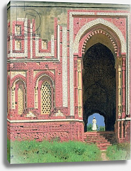 Постер Верещагин Василий Gate Near Kutub-Minar, Old Delhi, 1875
