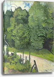 Постер Валадон Мэри Road in the Forest, 1914