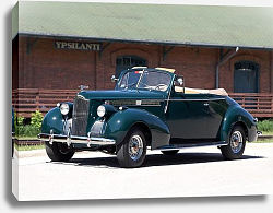 Постер Packard 120 Convertible Coupe '1940