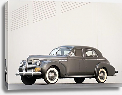Постер Buick Super Eight 4-door Sedan '1940–42