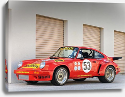 Постер Porsche 911 Carrera RSR 3.0 Coupe (901) '1974–77