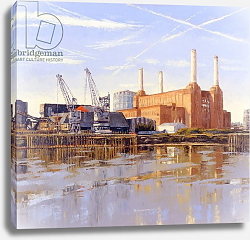 Постер Янг (совр) Battersea Power Station, 2004