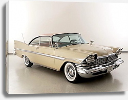 Постер Plymouth Fury '1959