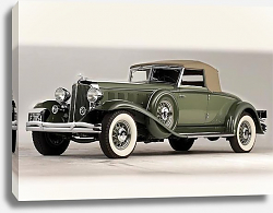 Постер Chrysler CL Imperial Convertible Roadster by LeBaron '1932