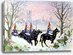 Постер Тодд Тони (совр) The Household Cavalry, 2005