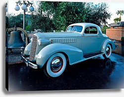 Постер Cadillac V8 Series 70 Coupe '1936