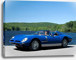 Постер Bizzarrini 5300 SI Spyder '1967–68