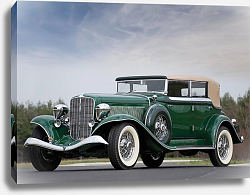 Постер Auburn Twelve Phaeton Sedan (1250) '1934