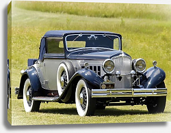 Постер REO Royale Convertible Coupe '1931–35